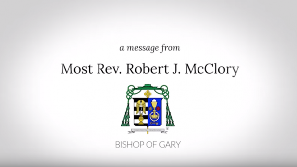 Message from the Bishop